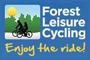 Forest Leisure Cycling enjoy the ride