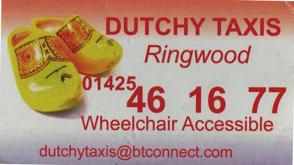Dutchy Taxis