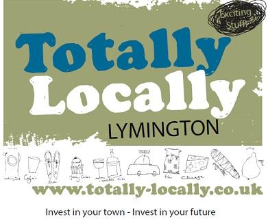Totally locally Lymington logo