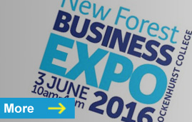 New Forest business expo