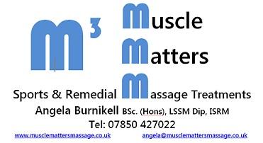 muscle matters massage