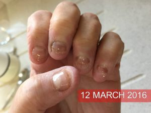 nails 12 march