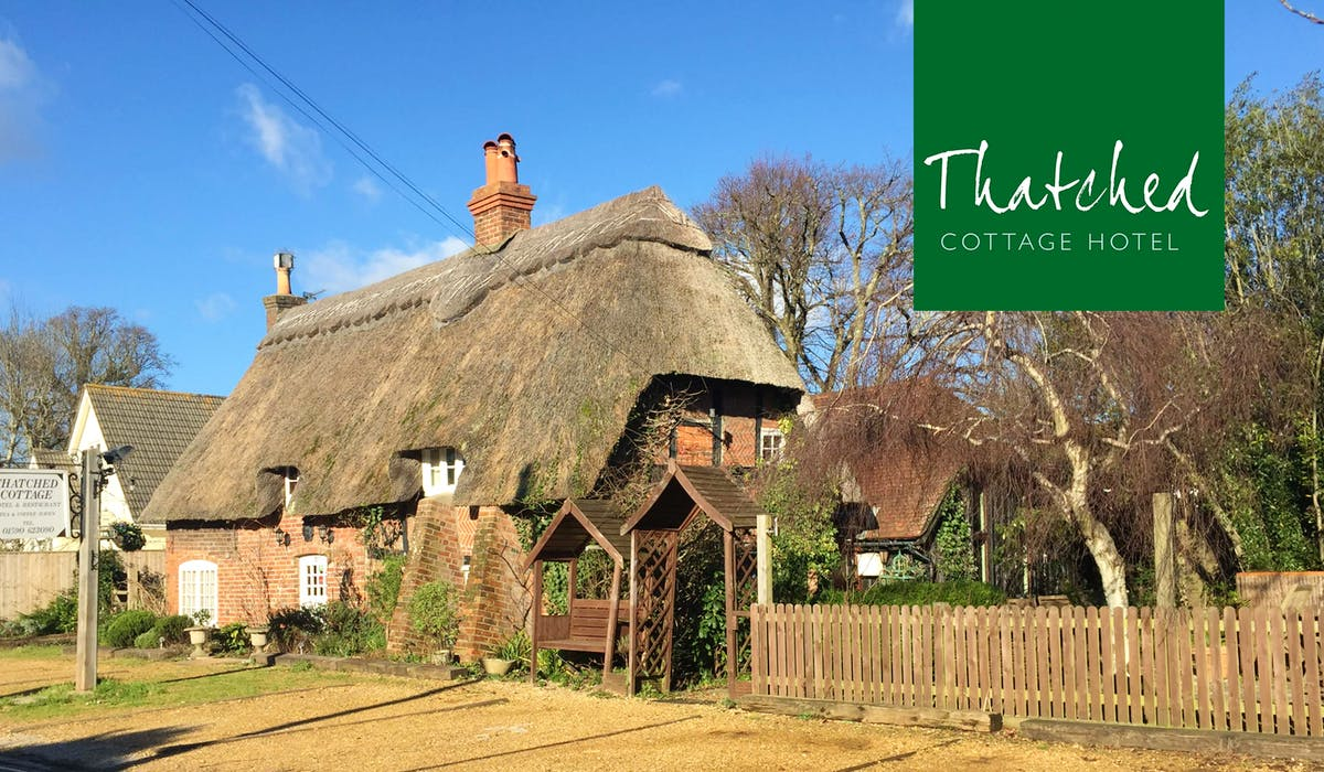 Thatched Cottage Hotel - Brand New Forest